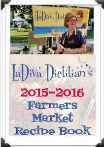 2015-2016 Farmers Market Recipe Book - Spiral Bound