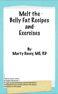 Melt the Belly Fat Recipes